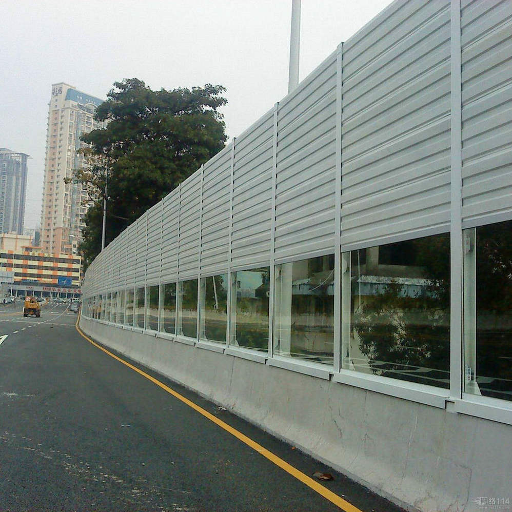Noise Barrier Panel