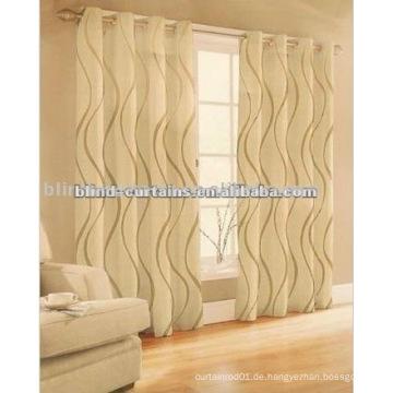 Luxus und modischen Design Jacquard-Stoff Vorhang