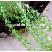Indonesische Lehm Bicone Perlen in der Masse, billige Bikone Perlen