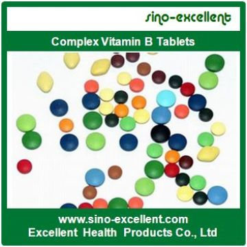 Complesso vitamina B tablet