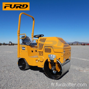 Ride-On Tandem Vibratory Road Roller Machine Ride-On Tandem Vibratory Road Roller Machine FYL-860