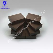 Bloque de esponja de lijado flexible de alta densidad de 100 * 70 * 25m m P120