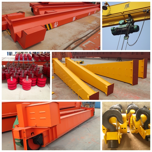 Traveling Single Beam Gantry Crane