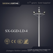 2015 Newe 18m \ 20m \ 25m \ 30m \ 35m LED de alta luz de mástil