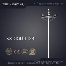 2015 Newe 18m \ 20m \ 25m \ 30m \ 35m Luz de mastro LED alta