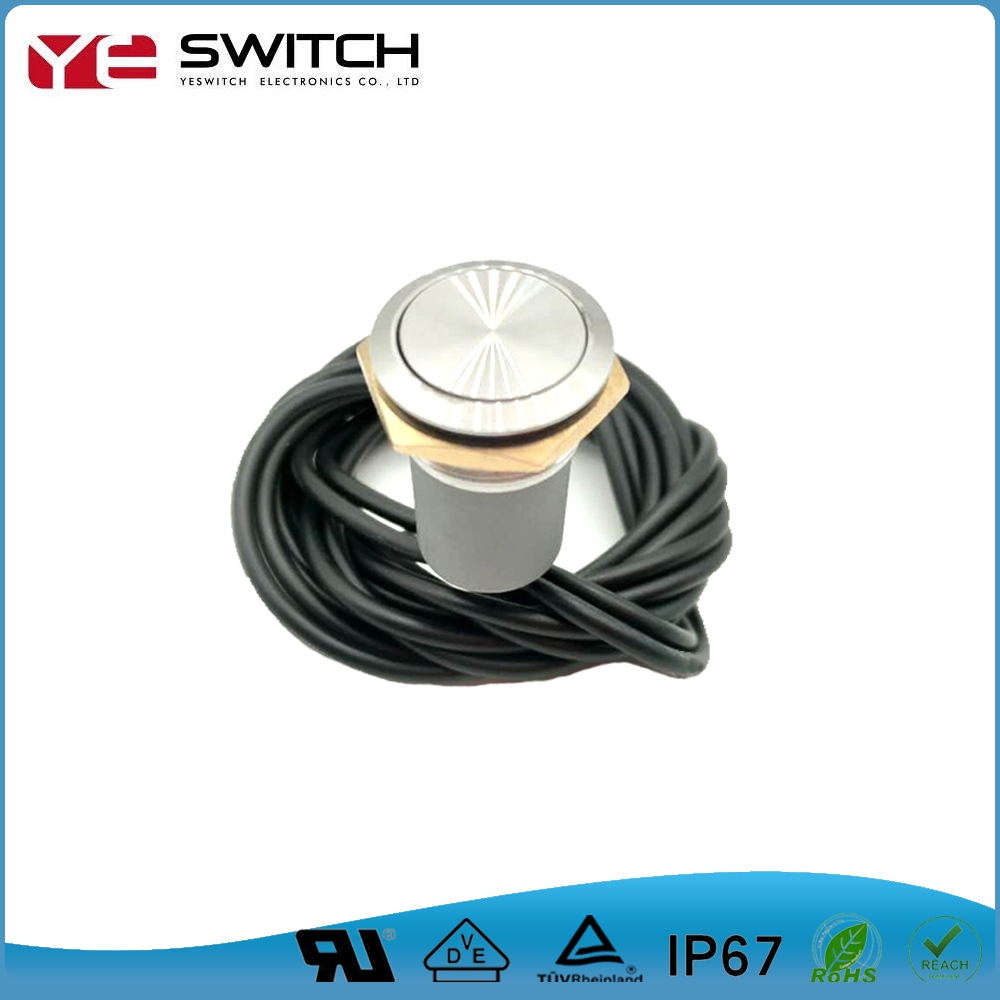 Waterproof Push Button Switch