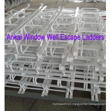 Window Well Escape Ladders (AK-EL)