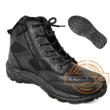 Taktische Stiefel aus Rindsleder Vollkorn Leder