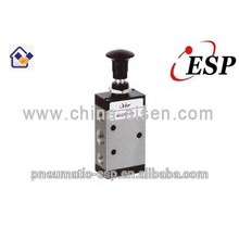 ningbo 4R series two-position five- way hand-draw valve