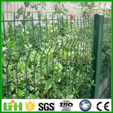 2016 Hot Sale Powder Coated /PVC Coated Stainless Steel wire mesh fence