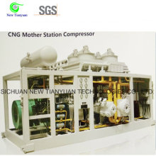 China Factory Price GPL Station Mère Compresseur De Gaz Naturel