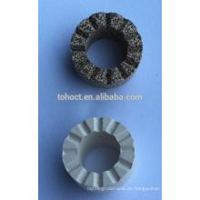 Serie RF Agujas de soldadura de cordierita Férulas de cerámica