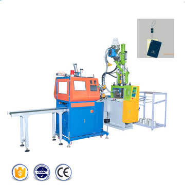 Garment Clothing Hang Tags Injiceringsmoulding Machine