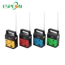 Espeon Home Appliance 3W 3,7 V polykristallines Silizium Panel Solar Kit