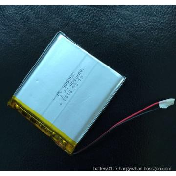 906065 Batterie Li-Polymer Batterie Lithium-Batterie 3.7V 4000mAh Batterie Rechargeable