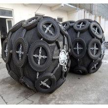 Pára-choques pneumático de borracha yokohama fender marinho / pára-choques