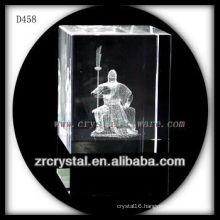 K9 3D Laser Subsurface Image Inside Crystal Block