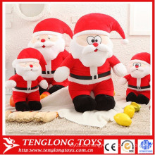 Alta cantidad juguetes de peluche lindo padre juguetes de Navidad Juguetes de Santa Claus