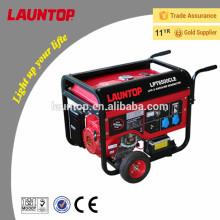 6.0kw multi fuel generator LPT6500CL by LPT engine