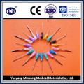 Aguja de inyección médica desechable (16G), con Ce & ISO aprobado