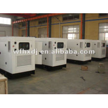 8KW-1500KW water cooled silent generator