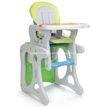 NEO CHAIR Multi-functional plastic baby high for for 6 months to 6 years