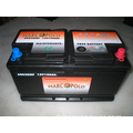 Batteries de voiture 12V 100Ah MF
