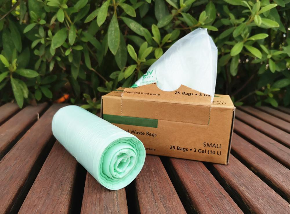 High Strength Biodegradable Garbage Bags