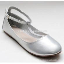 Оптовая элегантная обувь принцесса обувь скольжения по плоской причинной обуви