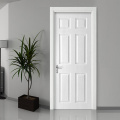 Solid White Household Interior Bedroom Doors