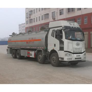 FAW 8X4 Flushing Fluid Liquid Supply ยานพาหนะ