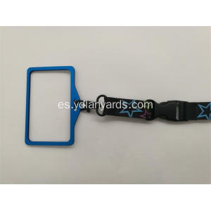 Porta tarjetas Lanyard Badge Lanyards