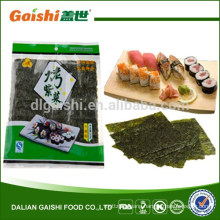 2015 new crop High quality Sushi Nori Roasted Seaweed
