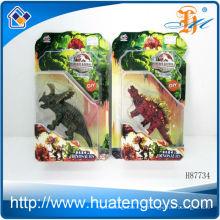 Горячее сбывание Статическое животное для малышей пластичное гуляя животное игрушка для малых динозавров