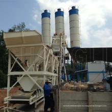 Fabricante de la planta de mezcla de hormigón Hzs50-50m3 / H Skip Hoist