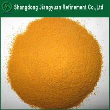 Pfs / Sulfato férrico polimérico / floculante poli sulfato férrico