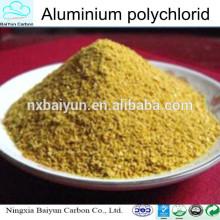 Cloruro de aluminio polivinílico, PAC para tratamiento de agua
