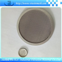 Filter Disc Supplied by China