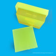 Polyether New Synthetic Wearable PU-Blöcke