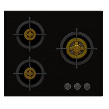 Верховная Уникальная 3 Латунная Газовая Печь Горелки (Стекло 8 мм)