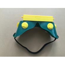 Aprovação CE Ventilar a lente de soldagem de segurança