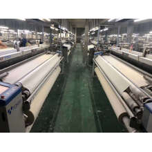 Toyota T-710 Air Jet Loom 340cm Width Weaving Loom Textile Machine Year 2012