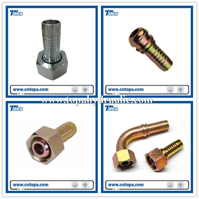 gates brass transmission hydraulic hose fittings