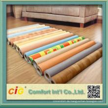 Langlebige Vinylbodenbelag mit konkurrenzfähigen Preis, PVC-Vinyl Bodenbelag