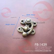 Cierre de gancho para caja, caja, bolsa pequeña y billetera (P8-143A)