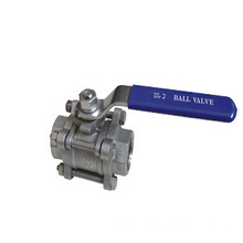 NPT end female Threaded Ball Valve