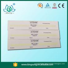 Этикетки для медицинского применения / паровая индикатор карты стерилизации