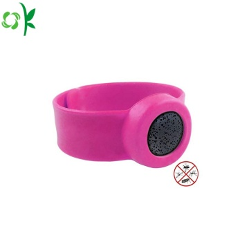 Nyaste Fashion Silicone Anti-mygg Armband