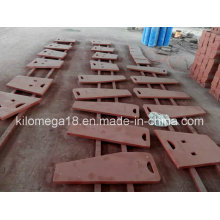 Jaw Crsuher Side Plate Liner for Exporting