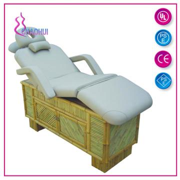 Многофункциональная спа мебель деревянная электрическая кровать для лица